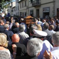 I funerali dell'ex ct della Nazionale di ciclismo Alfredo Martini
