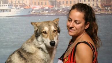 Due cani lupo toscani  diventano campioni  del mondo /FOTO
