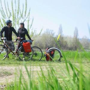 Tutto il Mugello in sella alla bici Un circuito riservato ai pedali