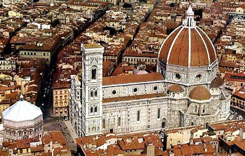 I turisti italiani tornano a Firenze