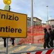 Tramvia, lavori alla Fortezza tra viale Strozzi e Lavagnini