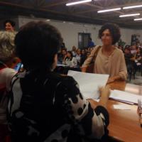 Agnese Landini in coda fra i precari, ma rimane senza cattedra