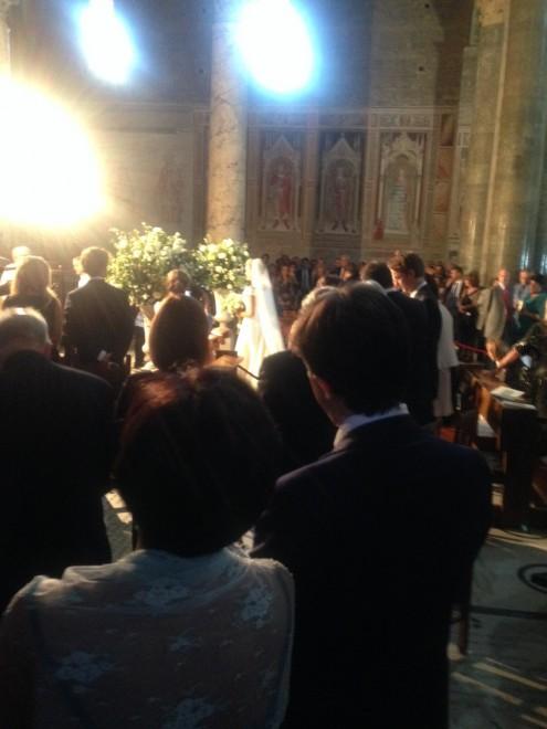 Renzi testimone dello sposo-amico Carrai
