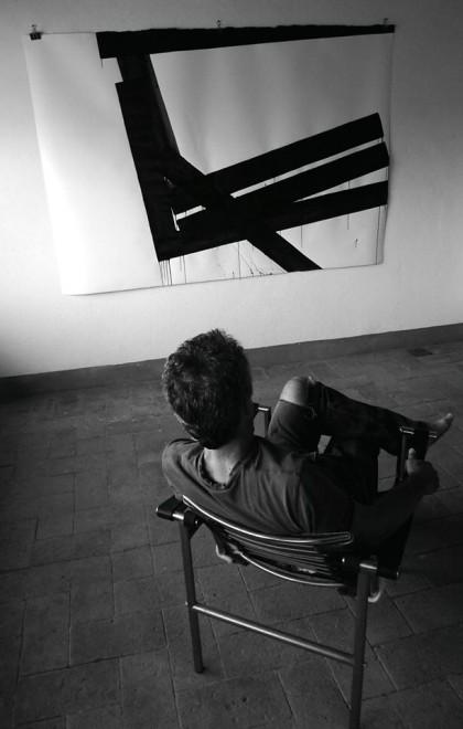 Pippo Lionni in mostra a Prato