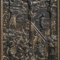 Bargello, restaurata la Crocifissione di Donatello