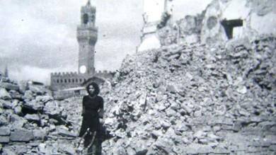 """""""Firenze in guerra"""", il mistero  della foto in cerca di una storia"""