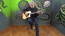 """Music Box Session, Paolo Benvegnù e il nuovo album """"Earth hotel"""""""