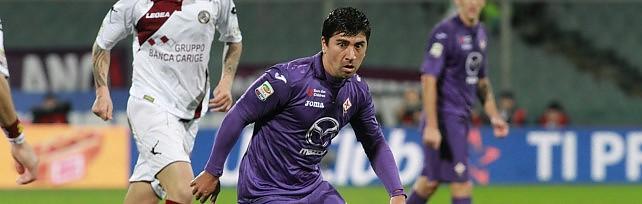 Fiorentina, si ferma anche Pizarro