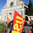 Firenze, sciopero e corteo in città /  Foto