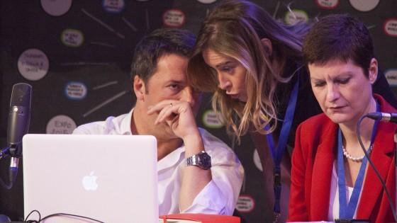 """Leopolda, Renzi: """"Ascolteremo la piazza, ma noi andremo avanti"""""""