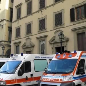 La misericordia dona tre defibrillatori al kindergarten - Misericordia bagno a ripoli ambulatori ...