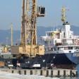 Carrara, dopo i controlli  anti ebola ripartita la nave