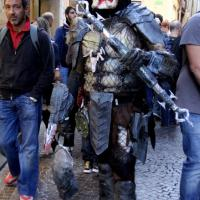 Lucca invasa dai cosplay per il Comics & Games