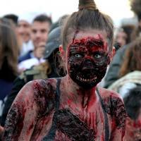 Lucca come The Walking Dead, gli zombie in città