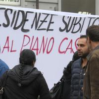 """Studenti e Cobas: """"No Jobs Act, no Buona scuola"""""""