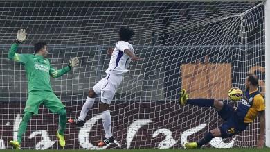 Nella domenica perfetta  nuova carica alla Fiorentina