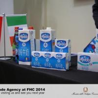 Il latte Mukki sbarca in Cina