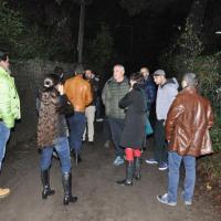 Bibbona, i dissidenti cinquestelle sotto casa di Grillo