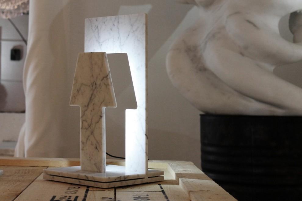 Il design in mostra in libreria