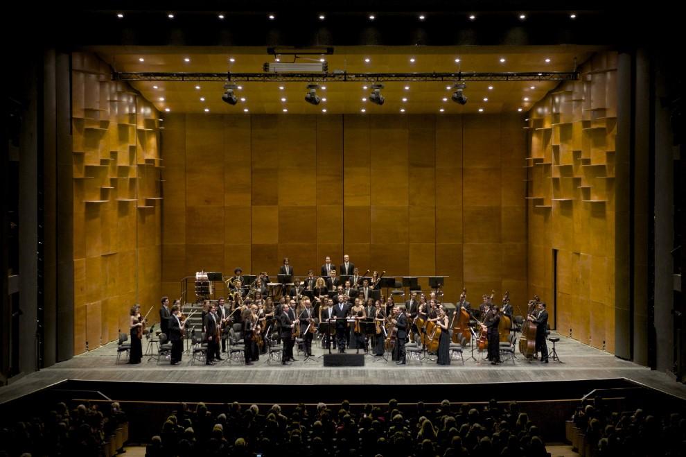Emozioni e applausi per Riccardo Muti al nuovo teatro dell'Opera di Firenze