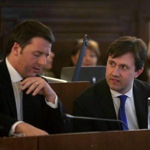 """Renzi: """"Avanti col tram sotto il centro"""". Nardella: """"Resta anche la soluzione viali"""""""