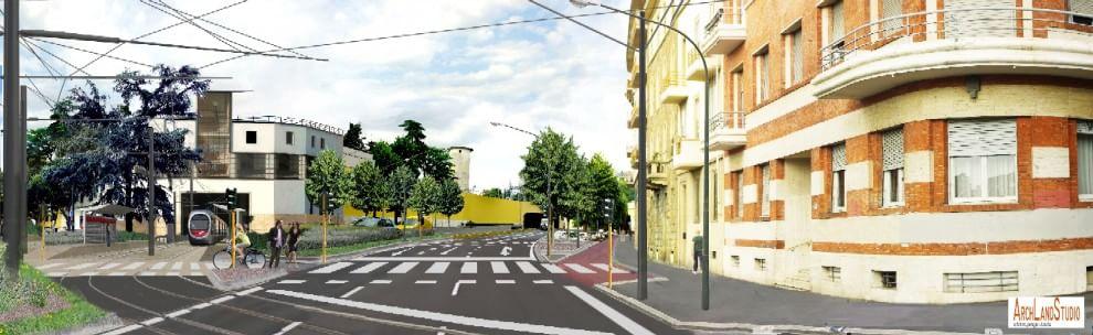 La tramvia cambia Firenze, i rendering