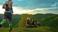 "La gara ""100% natura""    tra le montagne toscane"