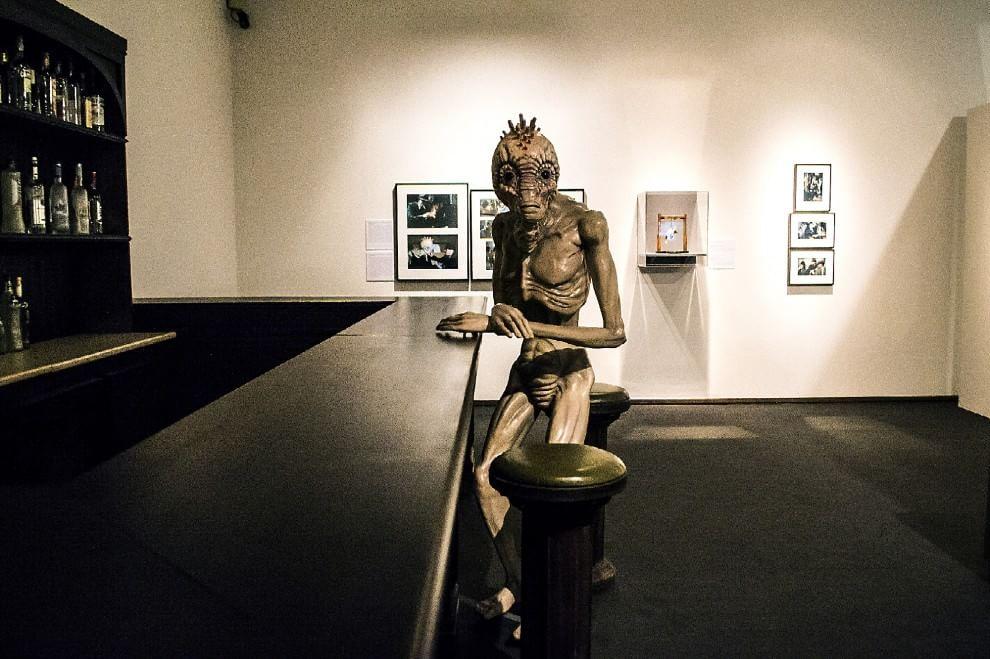Cronenberg a lucca tre mostre fra cinema e arte - Mostre d arte in piemonte ...