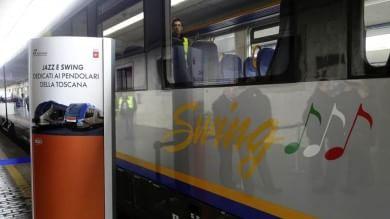 """I nuovi treni Swing """"ritardano""""  ancor prima di partire"""