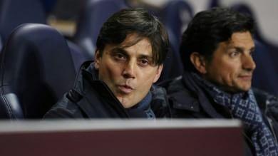 """Montella: """"Con la Juve per me è sempre  una gara speciale""""/   Video"""