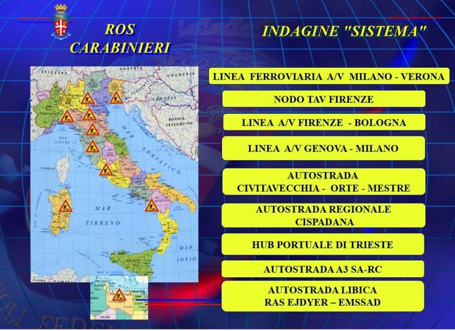 "Dai cantieri Tav all'Expo, la maxi inchiesta ""Sistema"""
