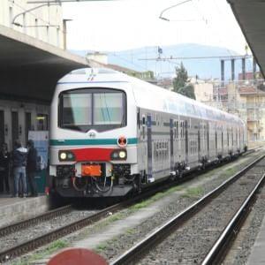 Fumo Dal Treno Paura Per I Pendolari