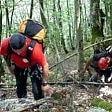 Due escursionisti soccorsi sul monte Prana in Versilia