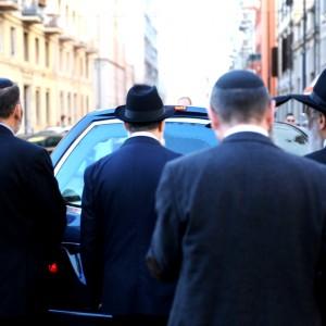 """A Livorno i funerali di Elio Toaff. Il figlio Ariel: """"Voleva tornare dai suoi avi"""""""
