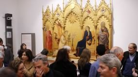 The Uffizi Re-Opens Five Rooms of 14th Century Art