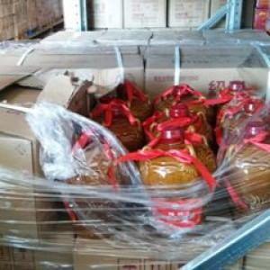 Falso vino con i piselli: sequestrate 20 mila bottiglie