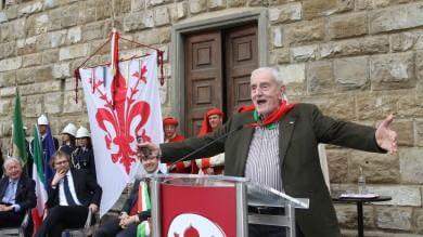 """Lotti: """"Per i valori della Resistenza si lotta ancora nel mondo"""" -   Foto     La canzone di Irene Grandi    (video)     vd: Il ministro Boschi a Stazzema"""