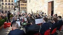 Le bande della Toscana festeggiano il Maggio Musicale Fiorentino