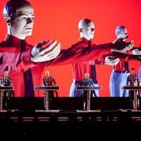 Kraftwerk live in 3D, unica data