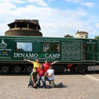 Dynamo Off Camp: la terapia ricreativa in tour a Firenze
