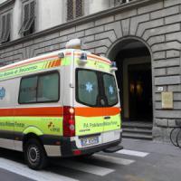 Incidente sul lavoro, travolto dal furgone guidato dal figlio