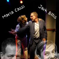 Maria Cassi e Jack Ellis al Teatro del Sale