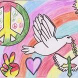 Expo, i disegni della pace  dei bambini di tutto il mondo