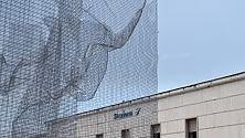Arte tra i binari, a Siena la mostra itinerante/   Foto