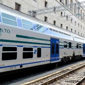 La ventata dei frecciarossa manda in tilt i treni a due - Treni vigevano milano porta genova ...