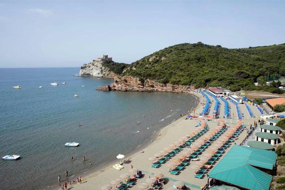 In Toscana il mare più bello d'Italia: è a Castiglione della Pescaia