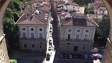 Firenze dalla torre    di San Niccolò una vista unica   Video