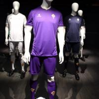 Fiorentina, ecco le nuove maglie