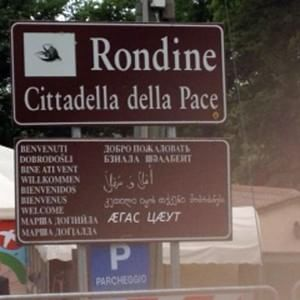 La Rondine candidata al Nobel