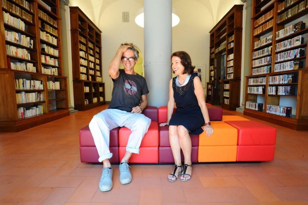 Una nuova mediateca per l'Istituto francese